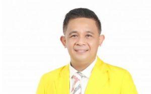 Terima SK Kepengurusan Golkar Kota Jambi, Budi: Saya Siap Besarkan Partai Golkar