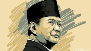 Jejak Politik Prabowo yang Dipastikan Maju Capres Lagi di 2024