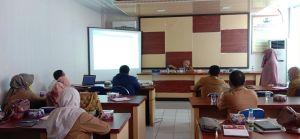 Gelar Workshop, Inspektorat Tanjab Barat Gandeng BPKP, Encep : Kerja Lebih Efisien dan Efektif
