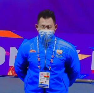 Atlet Tanjabbar Abdul Latif Sabet Medali Perak PON XX Papua