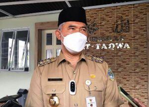 Kasus Covid-19 Kota Jambi Terus Melandai Turun, Fasha Minta Warga Tetap Patuhi Prokes