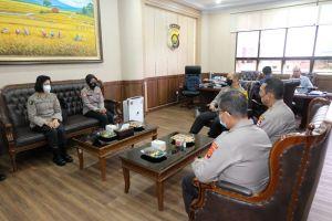 Tim Srena Mabes Polri Lakukan Study Kelayakan Peningkatan RS Bhayangkara Polda Jambi