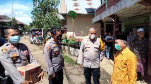 Desa Air Batu Segera Teraliri Sinyal Telekomunikasi